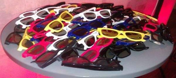 Okulary pasywne 3D