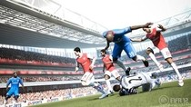 """FIFA 12 to m.in. nowy model fizyki zderzeń zawodników (""""spektakularne faule"""" :-) )"""