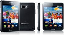 Wyposażony w ekran AMOLED smartfon Samsung Galaxy S II