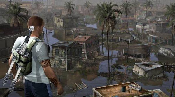 infamous 2 - zalane miasto