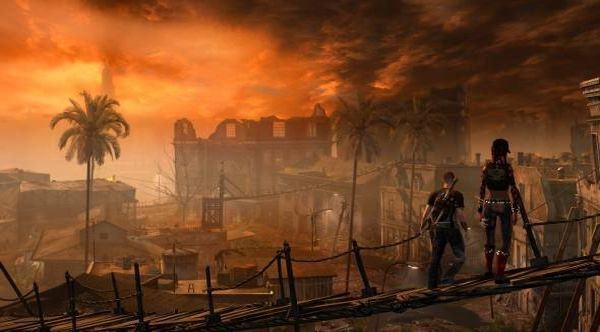 inFamous 2 - miasto