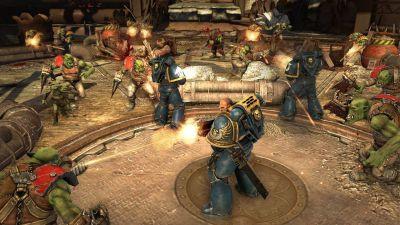 Warhammer 40 000: Space Marine - gra akcji w kultowym uniwersum