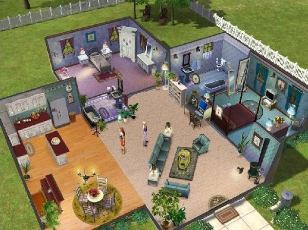 The Sims 3 - zrzut ekranu