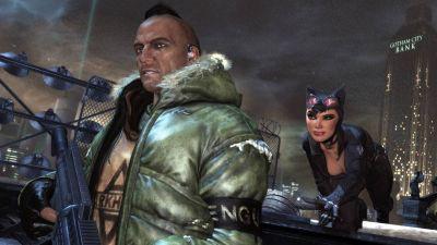 Catwoman stanie po stronie naszego bohatera - seksowna, zabójcza i sprytna.