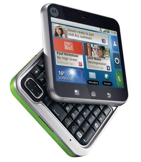 Motorola Flipout - recenzja