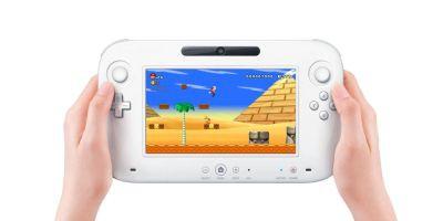 Nintendo Wii U i jego oryginalny, gigantyczny kontroler.