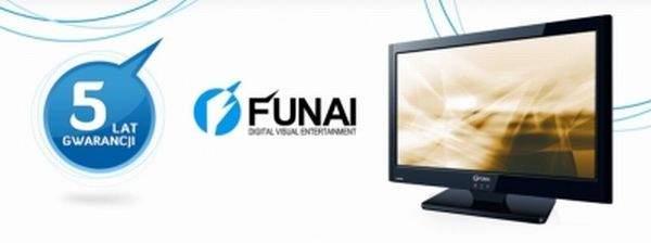 Gwarancja Funai na 5 lat