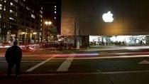Apple Store w San Francisco