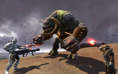 Star Wars: Old Republic różnić się ma od typowych MMO głównie za sprawą bardziej rozbudowanej fabuły.
