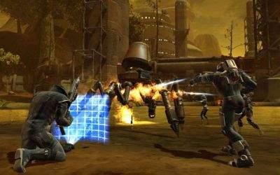 Star Wars: Old Republic na E3 2011 wyglądało znacznie lepiej pod względem graficznym. Twórcy tej produkcji idą zdecydowanie w dobrą stronę.