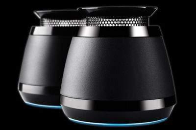 Razer Ferox - mobilne głośniki o ciekawym wyglądzie