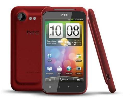 HTC Incredible S - recenzja