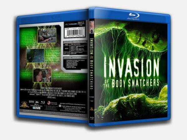 Inwazja porywaczy ciał Blu-ray