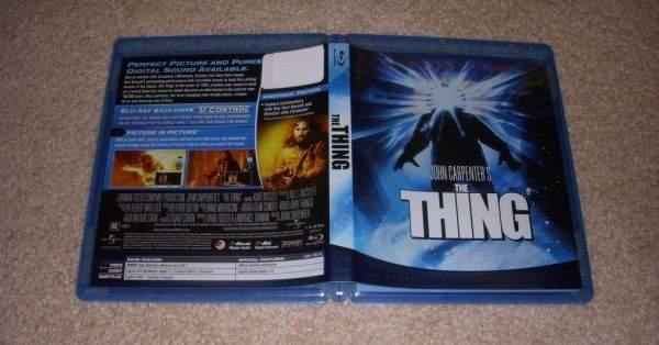 Coś Blu-ray