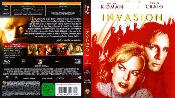 Inwazja Blu-ray