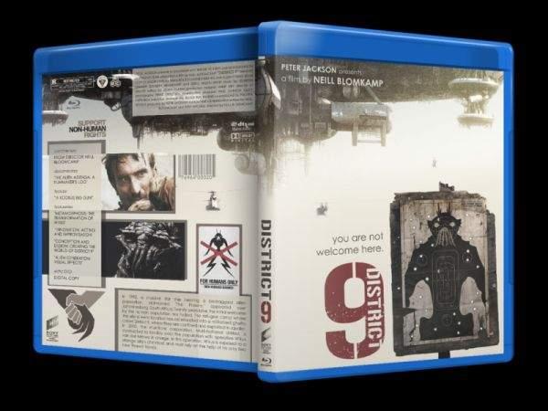 Dystrykt 9 Blu-ray