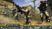 Americas Army, czyli bezpłatna gra wydana przez wojsko Stanów Zjednoczonych.