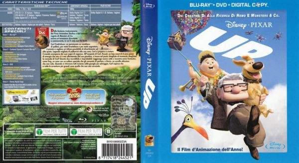 Odlot Blu-ray