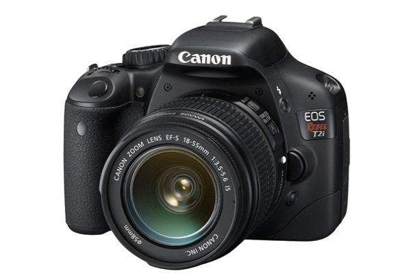 Canon EOS Rebel T2i