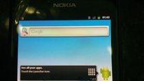 Możliwe, że na zdjęciu widnieje Nokia N9 lub jej prototyp