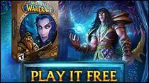 World of Warcraft za darmo do dwudziestego poziomu doświadczenia.