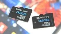 Samsung tworzy nowe karty microSD