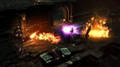 Dungeon Siege 3 charakteryzuje się całkiem niezłą grafiką, nieco gorzej z animacjami.