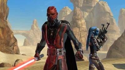 Star Wars: Old Republic - zapraszamy do naszej galerii.