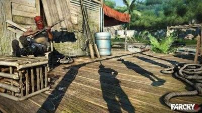 Far Cry 3 - opowiada nam jak raj zmienia się w piekło
