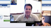 Facebook udostępnia rozmowy wideo przez Skype