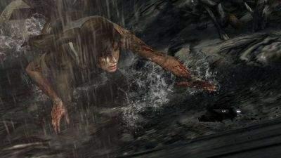 Tomb Raider - krew, pot, zły i walka o przetrwanie