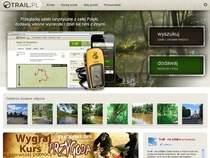 Trail.pl to największa baza szlaków turystycznych w Polsce. Jest znakomitym źródłem wiedzy, a będzie jeszcze lepiej, gdy doczeka się aplikacji dla smartfonów.
