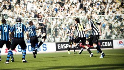 FIFA 12 będzie charakteryzować się lepszą grafiką i animacjami - tym razem także na PC