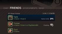 Steam w wersji na PS3