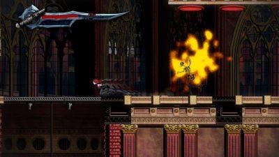 Bloodrayne: Betrayal - zobacz galerię ciekawej platformówki