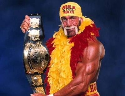 Hulk Hogan zagra legendarnego zapaśnika - Angela De LaMuerte