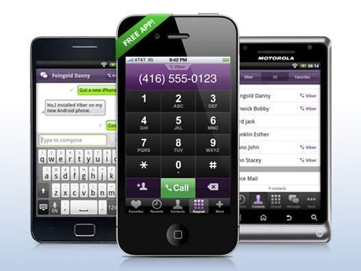 Viber - teraz także na Androida