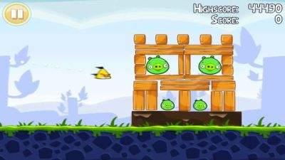 Angry Birds - Rovio pracuje już tylko nad tą produkcją