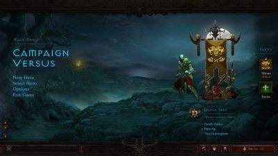 Diablo 3 - nowe funkcje wymagać będą ciągłego połączenia z Internetem