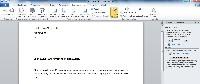 Przeglądanie i poprawianie listów seryjnych korespondencji