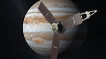 Sonda Juno (źródło: NASA)
