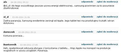 Apple szaleje z pozwami. Po Samsungu przyszła kolej na Motorolę