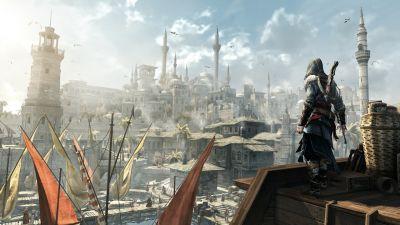 Assassin's Creed Revelations - beta ogłoszona