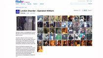 Flickr - zdjęcia zamieszczone przez londyńską policję