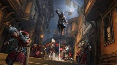 Assassin's Creed: Revelations - zobacz jak będzie wyglądał świat Ezio
