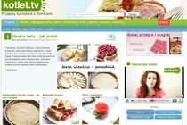 Kotlet.tv jest najciekawszą polską stroną z przepisami kulinarnymi w formie zdjęć i filmów.