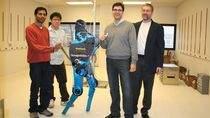 MABEL i jego twórcy (fot. Uniwersytet Michigan)