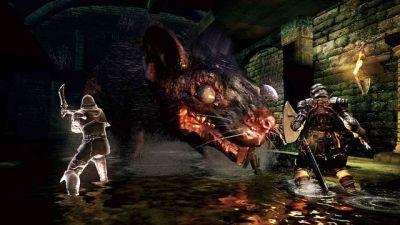 Dark Souls - nowe screeny już w serwisie Facebook