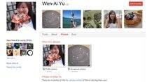 Google : zweryfikowany profil Wen-Ai Yu