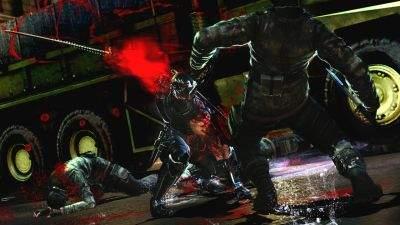 Ninja Gaiden 3 bez najbardziej drastycznych scen... szkoda...